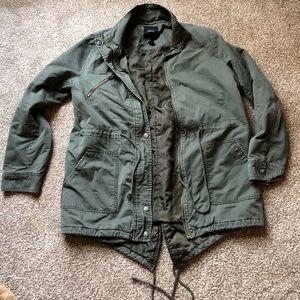 Forever 21 utility jacket!
